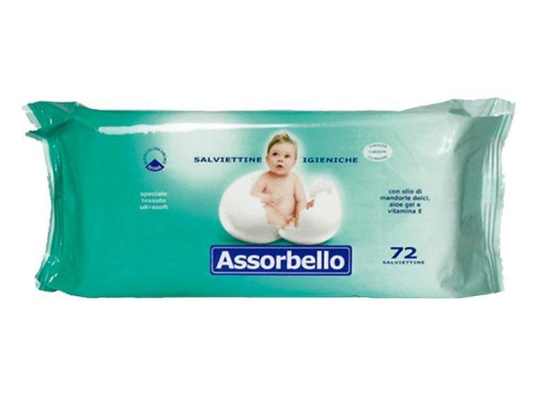 Assorbello Wipes